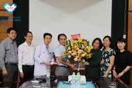 UBND quận Cẩm Lệ chúc mừng ngày Thầy thuốc Việt Nam
