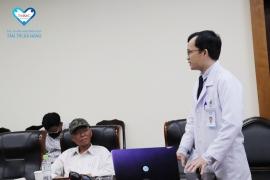 Lớp học đái tháo đường tại Bệnh viện đa khoa Tâm Trí Đà Nẵng