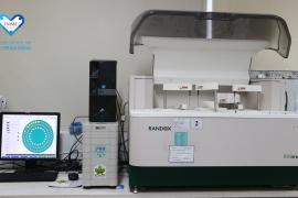 Đầu tư máy phân tích huyết học SIEMENS ADVIA
