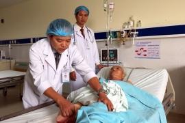 Bệnh viện Đa khoa Tâm Trí Đà Nẵng cứu sống một trường hợp tai nạn giao thông nguy kịch