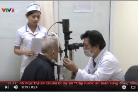 Bệnh viện Đa khoa Tâm Trí Đà Nẵng khám mắt cho người cao tuổi nhân tuần lễ Glocom thế giới