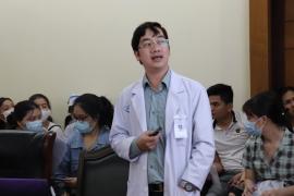 'Lấy bệnh sử từ một bệnh nhân là một kỹ năng cần cho việc khám bệnh'