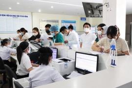 Khoa khám bệnh: nhanh chóng, kịp thời, chu đáo và tin cậy
