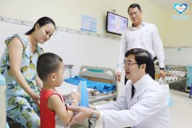 Tâm Trí Đà Nẵng tặng quà cho hàng trăm bệnh nhi