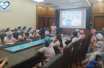 Chương trinh đào tạo y khoa (CME): Vận chuyển người bệnh trong bệnh viện