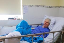 """Tin bài """"Nhập viện vì gãy đùi, du khách Úc hốt hoảng biết mình mắc thêm loại bệnh lý nguy hiểm"""""""